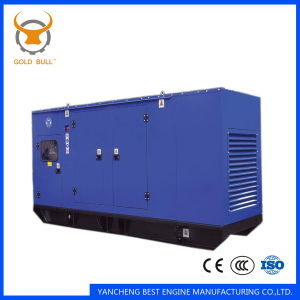 Factory Sales 90kw-500kw Tongchai Silent Diesel Generator Set