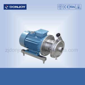 Ss Hygienic Centrifugal Pump Open Impeller 50Hz Motor C/Sic Seal pictures & photos