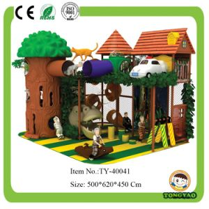 Kids Amusement Indoor Playground Jungle Gym Naughty Castle pictures & photos