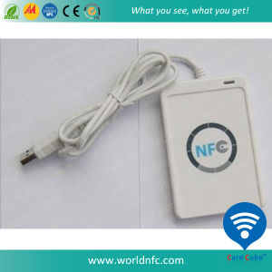 ISO15693 13.56MHz Hf RFID Proximity Smart Card Reader pictures & photos