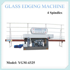 Flat Glass Straight-Line Edging Machine (YGM-4325)