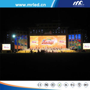 High Refresh Rate P6.25mm Full-C0lor Indoor LED Display Screen with ISO9001and CE, Rhos, UL pictures & photos