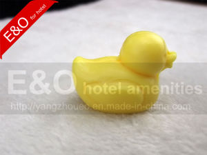 5 Star High Quality Good Smell Small Duck Hotel Soap pictures & photos