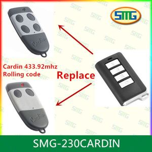 Cardin Brand Remote Control Replacement, Trasmitter, Keyfob