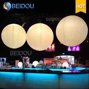 LED Advertising PVC Balls Inflatable Stand Ground Spheres Hanging Balloons pictures & photos