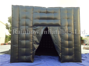 Factory Directly Sale Outdoor Inflatable Cube Trade Show Tent Photo Booth pictures & photos