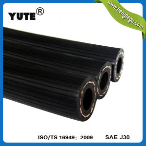 Yute Brand Oil Resistant Rubber High Pressure Diesel Hose pictures & photos