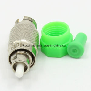 FC/APC 4dB Male-Female Optic Fiber Attenuator pictures & photos