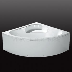 Freestanding Corner Apron/Skirt Acrylic Bathtub 3101