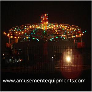 Mantong Amusement Park Equipment Double Flying Rides pictures & photos