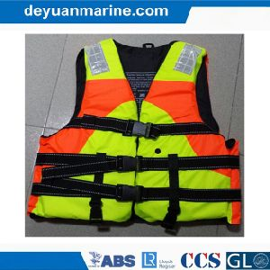 Customize Solas Approved Foam Lifevest Personalized Marine Working Life Jacket for Sale pictures & photos
