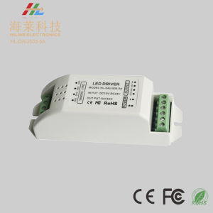 DC12-24V Dali PWM 5A*3channel Dimming Driver pictures & photos