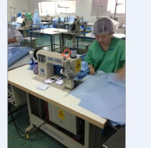 Ultrasonic Sewing Machine for Surgical Clothes (with CE) pictures & photos