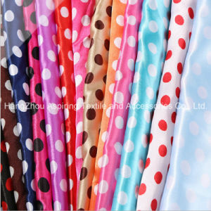 Polyester Satin Pringting Fabric, Silk Fabric, Garment Fabric Suppliers pictures & photos