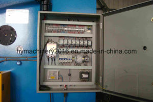 Wc67k-160X3200 Simple Type CNC Control Hydraulic Press Brake pictures & photos