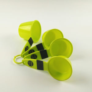 Plastic Measuring Spoon for Kitchen