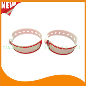 Hospital Plastic Write-on Infant ID Bracelet Wristbands Band (8020C13) pictures & photos