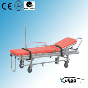 Hospital Medical Emergency Stretcher (F-6) pictures & photos