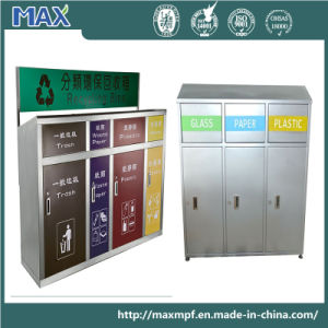 Outdoor Recycling Container with Large Capacity pictures & photos