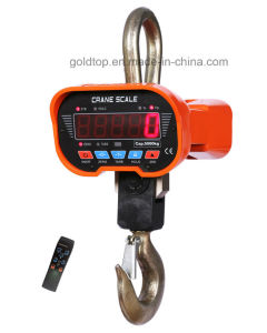 CE Approval Crane Scale with LED Display (OCS-B-1)