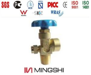 Industry Gas Cylinder Valve - Oxygen Cylinder Valve (QF-2G1) pictures & photos