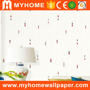 High Grade Decoration Luxury Foaming Wallpaper Wallcovering pictures & photos