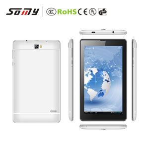 New Arrival 4G 7 Inch Msm8916+Wtr4905 Quad-Core Android 5.0 Tablet PC