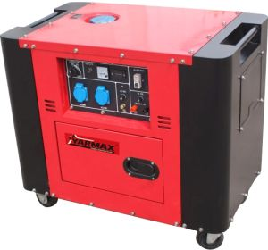 5kw Single Cylinder Super Silent Electric Start Diesel Generator pictures & photos