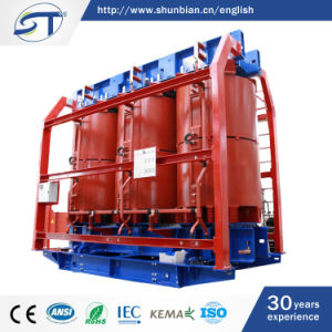 Three-Phase Medium Voltage Dry-Type Cast Resin Power Supply Transformer pictures & photos