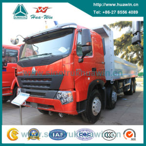 Sinotruk HOWO A7 8X4 Tipper Dump Truck 460HP pictures & photos