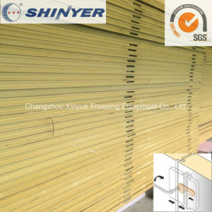 180mm Polyurethane Panel for Cold Storage Room Floor pictures & photos