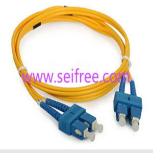 3mm Su Optical Jumper Wire with Single Mode (Duplex) pictures & photos