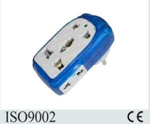 Factory Good Price CE Approved Euro Plug with Multi Sockets pictures & photos