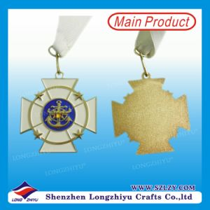 Medals China Manufacturer Medal with Ribbon pictures & photos