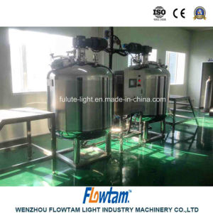 High Standard Stainless Steel Industrial Emulsifying Tank pictures & photos