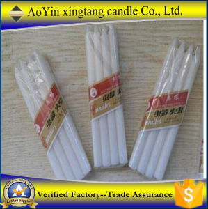 32g White Church Candle Light Stick Candle pictures & photos