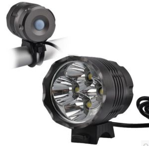 4800 Lumens CREE Xm-L 4 X CREE T6 LED Bike Lamp/Bicycle Light/Headlamp/Headlight CE RoHS pictures & photos