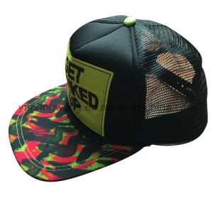 Mesh Baseball Cap, Sports Snapback Hat with Embroidery pictures & photos