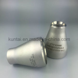 Stainless Steel Seamless Concentric Reducer ASME B16.9 (KT0346) pictures & photos