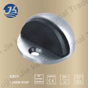 High Quality 304 Stainless Steel Rubber Door Closer (C805)