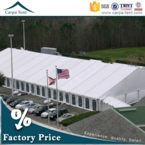 25X60m Second Hand Storages Warehouse Tents Curtain ABS Hard Wall pictures & photos