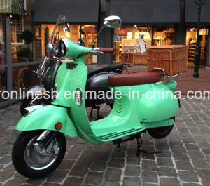 500W Retro/Vespa Electric Bike/Bicycle E Scooter/Electric Scooter/Roller/Moped/Motorcycle Lead Acid/Lithium Battery EEC, Coc pictures & photos