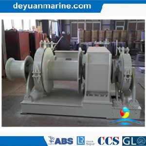 Electric Anchor Windlass and Mooring Winch for Ship pictures & photos