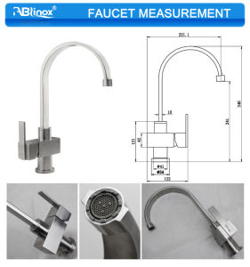 No Lead Upc NSF Kitchen Faucet (AB109) pictures & photos
