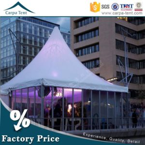 30 Seaters Aluminum PVC Pagoda Tent Join Together for Business Events pictures & photos