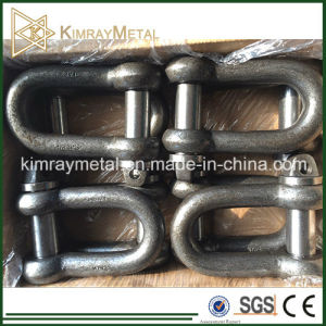 High Thensile Drop Forged Large Dee Shackle BS3032 pictures & photos