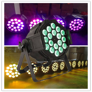 6in1 Indoor Rgbawuv Aluminum LED PAR Wedding Light