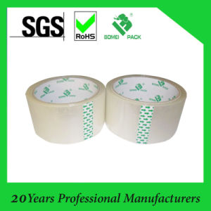 Water Acrylic Coating Clear BOPP Adhesive Packing Tape pictures & photos
