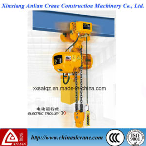 30t Heavy Duty Electric Chain Hoist pictures & photos