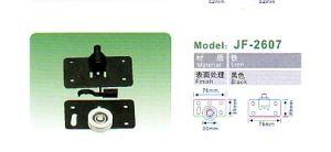 Jf-2607 Cupboard Hardware Sliding Door Wheel Truckle Series pictures & photos